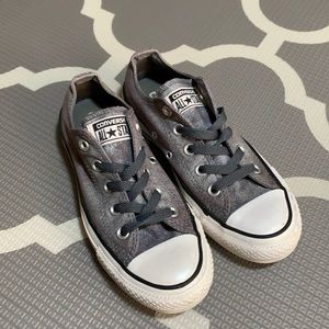 Converse all star sneakers size 3 kids
